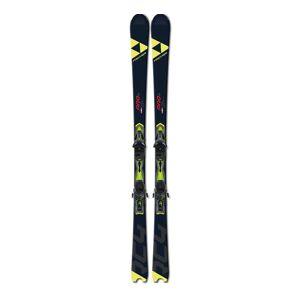 Fischer Beste Test RC4 Pro Ti P58220 race carve ski  - Zwart - Size: 165