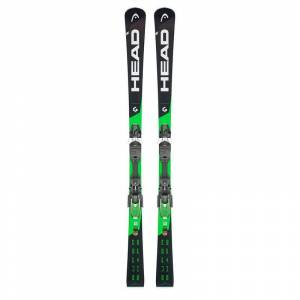 Head Beste Test Sp.Magnum race carve ski  - Zwart - Size: 177