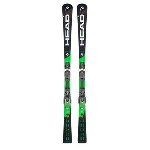 Head Beste Test Sp.Magnum race carve ski  - Zwart - Size: 163