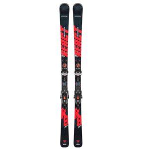 Rossignol React R8 HP Konect RR JO1 LK sport carve ski  - Zwart - Size: 156