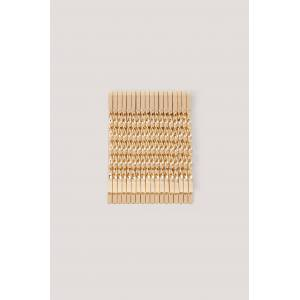 NA-KD Accessories Haarspelden - Gold