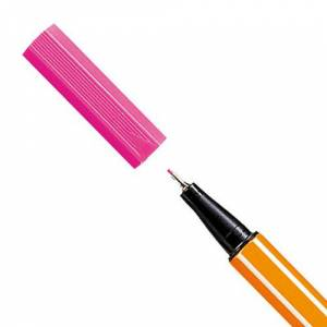 STABILO point 88 Roze 88/56 Fineliner  - Roze - Grootte: One Size