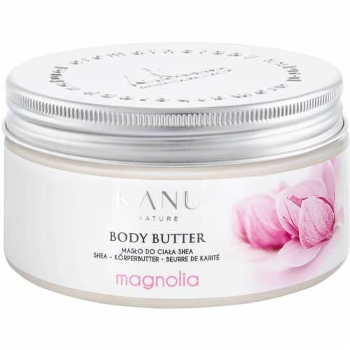 Kanu Nature Lichaamsboter Magnolia 190g  - No Color - Grootte: One Size
