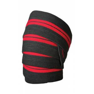 Harbinger Fitness Harbinger Red line knee wraps  - No Color - Grootte: One Size