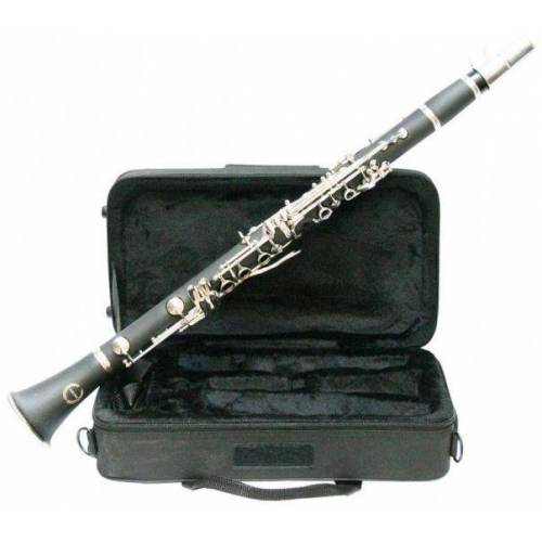 Purcell Klarinet Purcell incl. soft case  - GeenKleur - Grootte: One Size