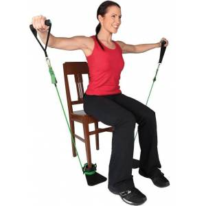 Gymstick Chair Gym met Trainingsvideo's  - No Color - Grootte: One Size