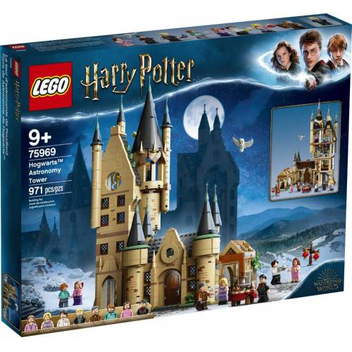 Lego Harry Potter 75969 Hogwarts De Astronomietoren  - MULTI-COLOR - Grootte: One Size