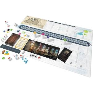 Asmodee bordspel T.i.m.e. Stories basic box (en)  - Meerkleurig - Grootte: One Size