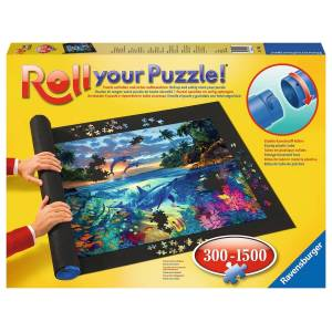 Ravensburger Roll your puzzle t/m 1500 stukjes  - GeenKleur - Grootte: One Size