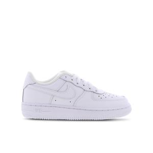 Nike Air Force 1 Low - voorschools Schoenen  - White - Size: 33.5