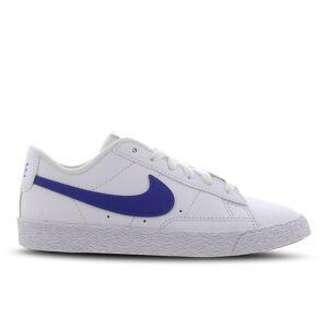 Nike Blazer - voorschools Schoenen - White - Leer - Maat 35 - Foot Locker  - White - Size: 35
