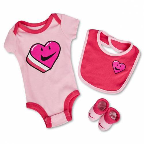 Nike Futura - Baby Gift Sets  - Pink - Size: 60 - 75 CM
