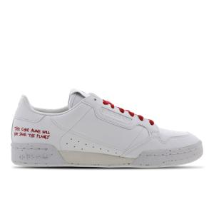 adidas Continental 80 - Heren Schoenen - White - Leer - Maat 42 - Foot Locker  - White - Size: 42