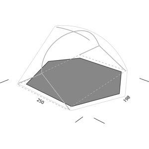 Exped Lyra III Footprint