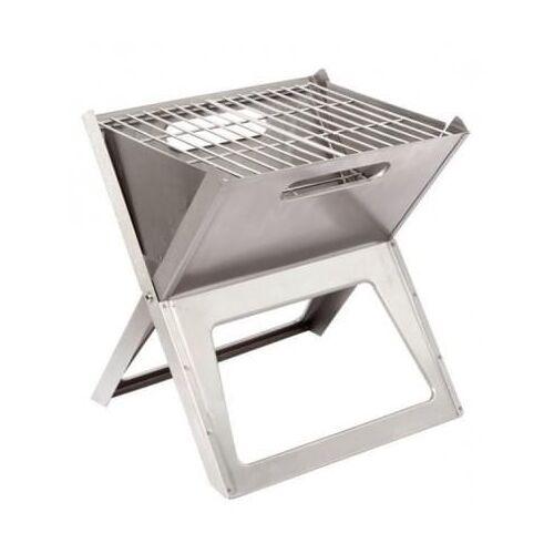 Bo-Camp Barbecue notebook-vuurkorf medium / Houtskool Barbecue