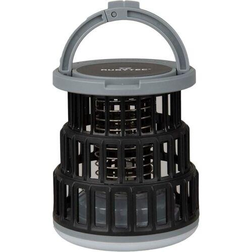 Rubytec Buzz Foldable Campinglamp & Insectenlamp Oplaadbaar Zwart