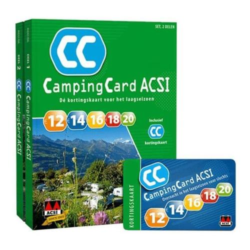 ACSI Camping Card 2021