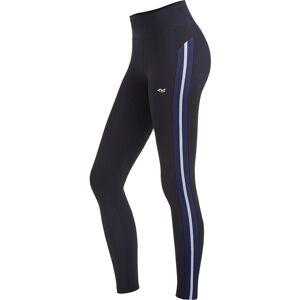 Röhnisch sportlegging Shape dames zwart/blauw maat M