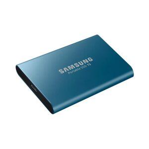 Samsung Portable T5 500GB Externe SSD Blauw