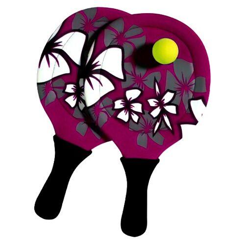 Beco tennisset rood 3 delig 38 cm