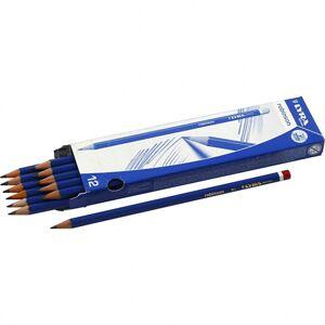 Lyra potloden hardheid B 12 stuks