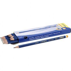 Lyra potloden hardheid HB 12 stuks