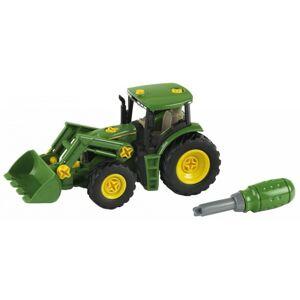 Schleich John Deere tractor 14 cm