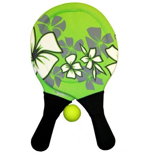 Beco tennisset groen 3 delig 38 cm