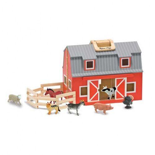 Melissa & Doug Fold & Go boerderij