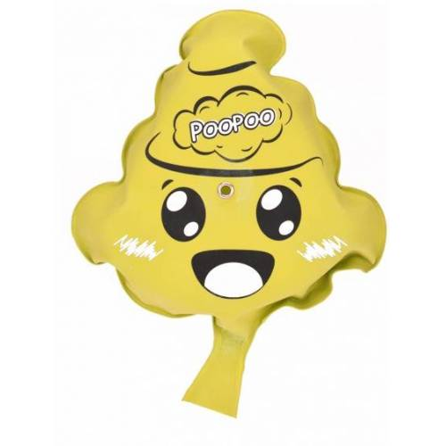 Toi-Toys Toi Toys scheetkussen geel 18 cm