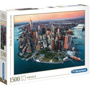 Clementoni legpuzzel New York 1500 stukjes