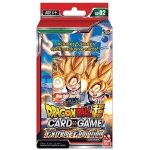 Dragon Ball SCG Exreme Evolution startersdeck SD02 (en)