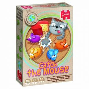 Jumbo kinderspel Catch The Mouse