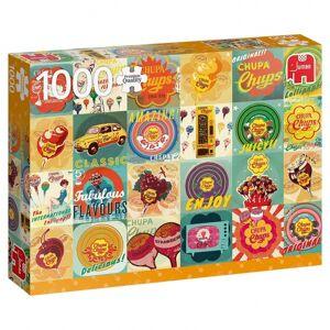Jumbo legpuzzel Chupa Chups Vintage 1000 stukjes