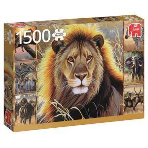 Jumbo PC African Beauty legpuzzel 1500 stukjes