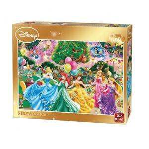 King legpuzzel Disney Fireworks 1500 stukjes