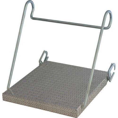 KRAUSE CombiSysteem opstapje / aflegplateau, draagvermogen 150 kg KRAUSE
