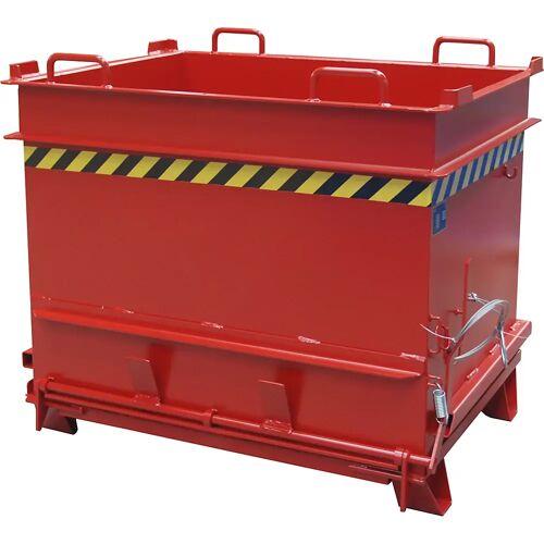 EUROKRAFTpro Container voor bouwmaterialen BC, met ontgrendeling voor steenklem, b x h = 1310 x 1160 mm EUROKRAFTpro