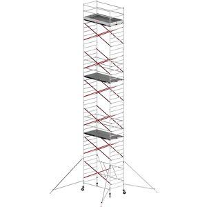 Altrex Aluminium klapsteiger RS TOWER 55, Fiberdeck®-platform 3,05 x 1,35 m Altrex