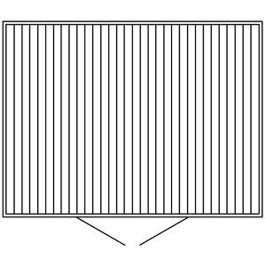 Koude geïsoleerde opslagcontainer voor gevaarlijke stoffen, uitwendige h x b x d = 2400 x 4075 x 2875 mm