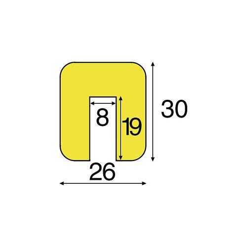 SHG Knuffi®-randbescherming, type G, 1 rol à 5 m SHG