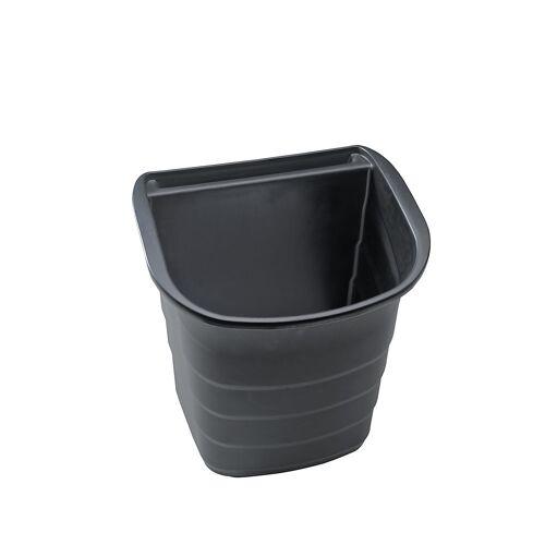 Afvalverzamelaar, zwart, VE = 2 st.