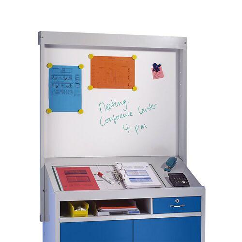 Organisatie-opzet, wit wandbord
