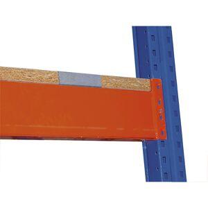 SCHULTE Spaanplaat, opgelegd, voor draagbalklengte 3600 mm, 2-delig SCHULTE