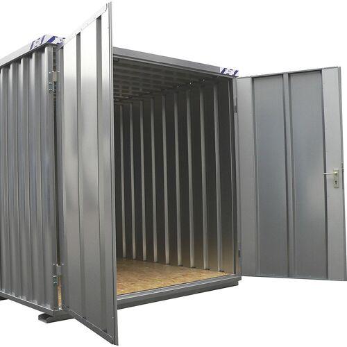 Deuren voor opslagcontainers, dubbele vleugeldeur