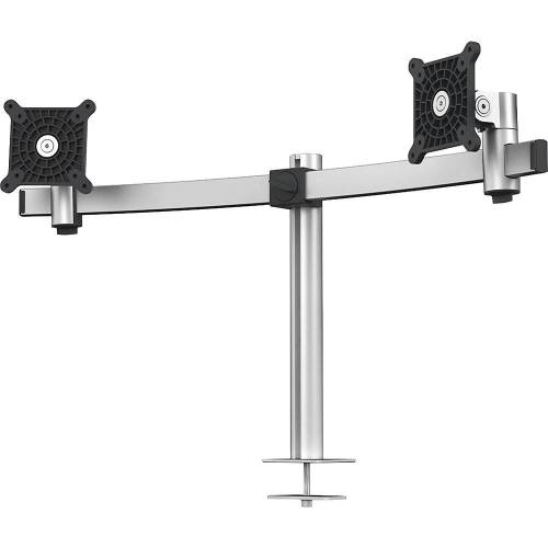 DURABLE Monitorhouder voor 2 monitoren, h x b x d = 445 x 780 x 190 mm DURABLE
