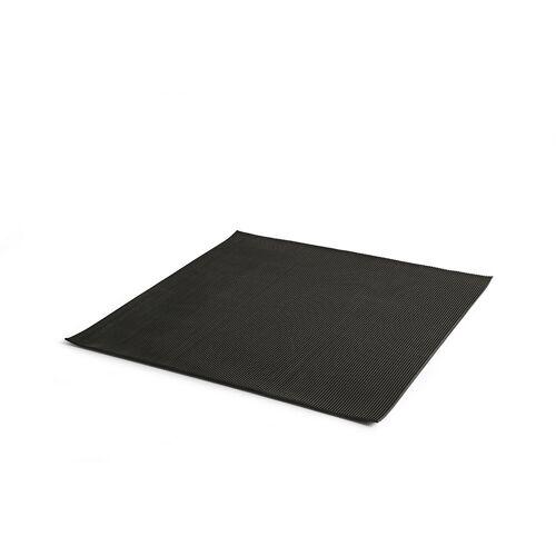 QUIPO Geprofileerde rubbermat voor gereedschapskast, voor de bescherming van kast en gereedschap QUIPO