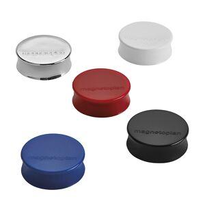 magnetoplan Ergonomische magneet, Ø 34 mm, VE = 50 stuks magnetoplan