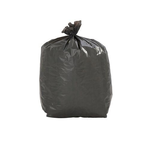 PE-afvalzakken, inhoud 65 l