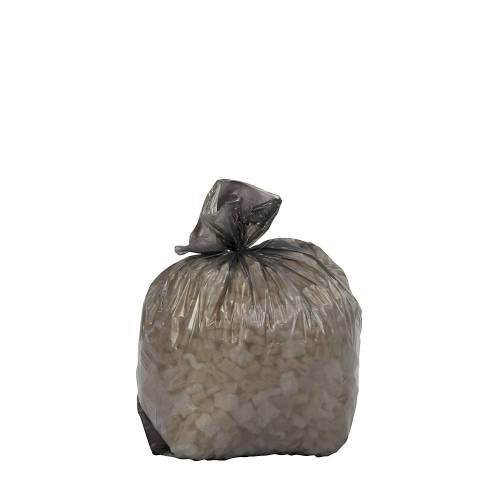 PE-afvalzakken, inhoud 30 l